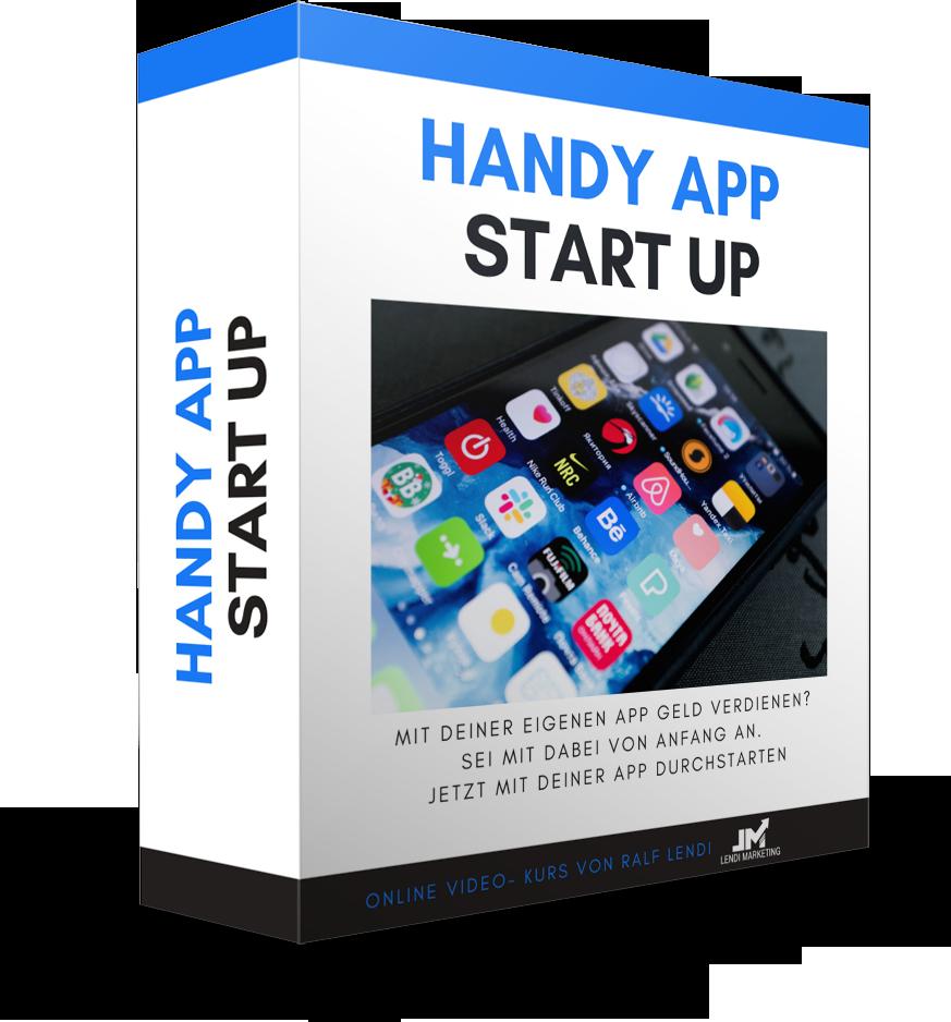 Handy APP Start Up Business